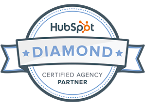 HubSpot CERTIFIED AGENCY PARTNER PLATINUM